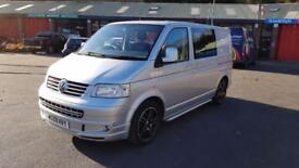 Volkswagen Transporter T30 Sportline Crew Cab Limited Edition X DIESEL 2009/59