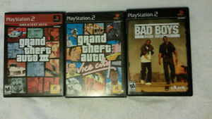 Used PS2 Video Games