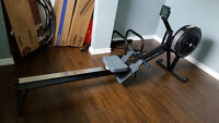 Concept2 Model D Rowing Machine - Black