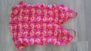 Maternity swimming top