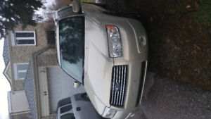 2007 Subaru Forester XS SUV, Leather,Sunroof,GPS,Remote starter