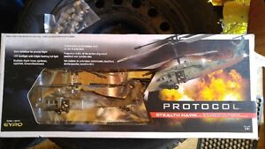 New RC Helicopter and  Controler