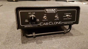 Mesa Boogie Cab Clone 8 Ohms (Échange Possible)