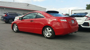 Honda civic dxg 2007 clean