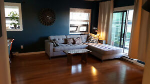 2 bedroom modern apartment