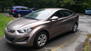 2016 Hyundai Elantra for sale LIKE NEW Manual