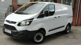 2015 Ford Transit Custom 2.2TDCi ( 100PS ) ECOnetic 270 L1H2 77726 MILES ONLY