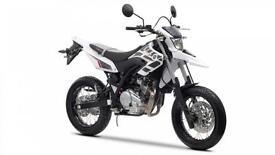 2014 Yamaha WR125X 124.70 cc