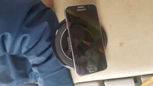Galaxy s6 and wireless charging pad