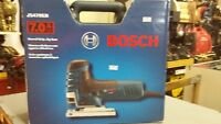 NEW IN BOX!!! Bosch Variable Speed Barrel Grip Jig Saw