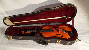 Gently used violin