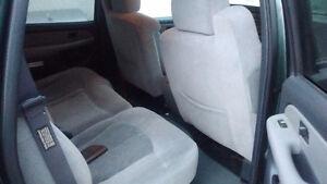 2001 Chevrolet Tahoe Ls SUV, Crossover