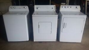 2 Dryers and 1 Washer (needs new pump)