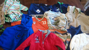Lot 1 Mix 24 months clothes