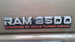 2001 Dodge Power Ram 2500 REDUCED PRICE