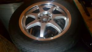 Winter tires 225 55 17