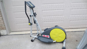 ELLIPTICAL EXERCICE MACHINE