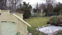 Desirable 2 + 2 bedrooms in South Windsor