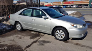 2006 Toyota Camry LE Sedan 4999.00 1 OWNER ACCIDENT FREE