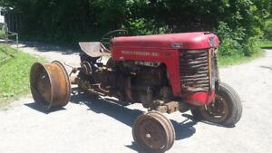 Farm Tractors for Parts - Massey Ferguson 65 Diesel