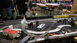 Mar. 19th Kitchener Model Train Show- Vendors Buying London Ontario image 3