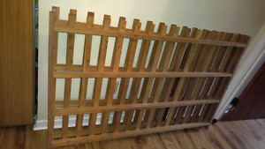 Bed Frame/ Head Board