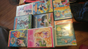 Childrens dvds