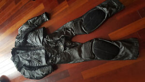 Hein Gericke Two Piece Leather Suit