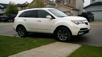 2011 Acura MDX Elite SUV, Warranty to 130,000kms or 2017
