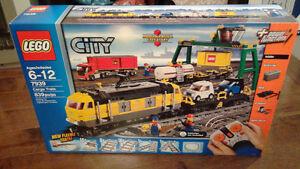 LEGO 7939 Cargo Train - New In Sealed Box (RETIRED)
