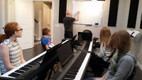 Airdrie Piano Lessons - register now for Fall 2016