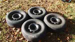 BFGoodrich Winter Slalom Tires