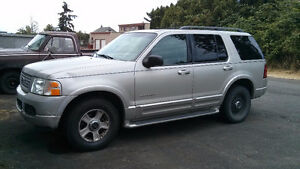 2002 Ford Explorer - Project