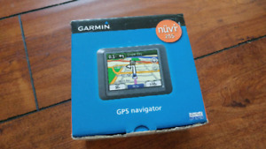 Garmin GPS with 2017 maps updated