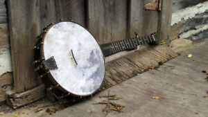 Learn to play banjo or guitar!