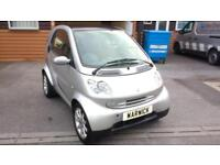 Lovely 2007 Smart 0.7 Fortwo Passion, only 55k, long MOT and FSH!