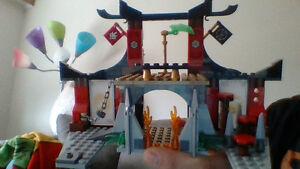 LEGO Ninjago Dojo Showdown $30