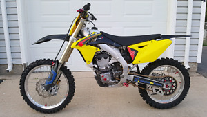 2015 Rmz 450 LIKE NEW!!! Will trade for newer quad