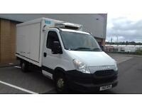 Asda from new '13' Iveco Daily S Class 2.3TD 35S11 LWB refrigerated freezer van