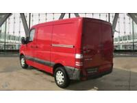 2015 Mercedes-Benz Sprinter 213 CDI Panel Van Diesel Manual