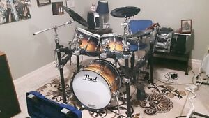 Pearl e-Pro Live Electronic Drumset