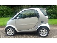 Cheap automatic Smart car passion softouch 599cc cheap tax low miles