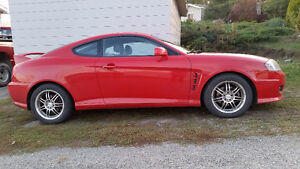 2006 Hyundai Tiburon SE Coupe (2 door)