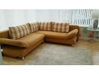 Fab csl corner sofa bed immaculate condition can deliver! !!