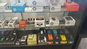 Electro-Harmonix Effects Pedals