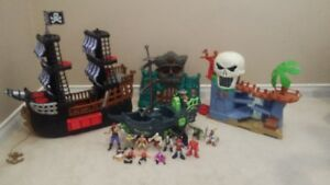 IMAGINEXT PIRATE SET