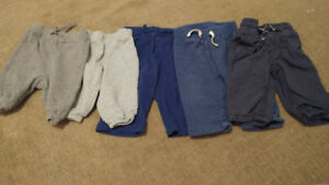 Baby track pants 3 - 6 months