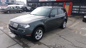 2007 BMW X3 3.0SI, TOIT PANORAMIQUE!