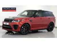 2021 Land Rover Range Rover Sport 2021 21 Range Rover Sport 5.0 V8 SVR Carbon Ed