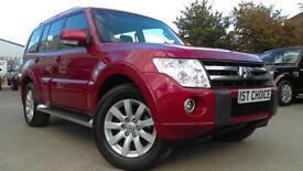 2010 MITSUBISHI SHOGUN DI-D ELEGANCE GREAT LOOKING HIGH SPECIFICATION VERY DES